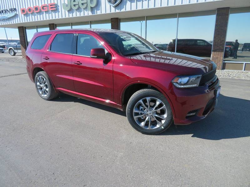 New 2019 DODGE Durango GT AWD 4dr SUV