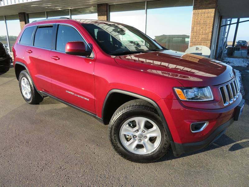 Pre-Owned 2015 Jeep Grand Cherokee Laredo 4x4 4dr SUV