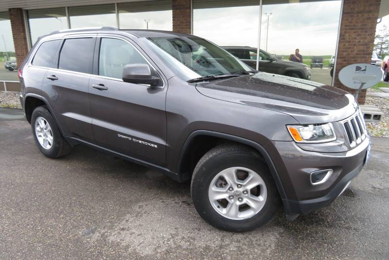 Certified Pre-Owned 2014 Jeep Grand Cherokee Laredo 4x4 4dr SUV