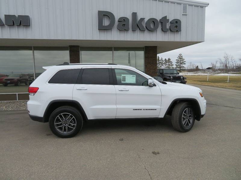 New 2019 JEEP Grand Cherokee Limited 4x4 4dr SUV