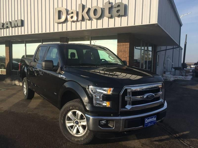 Pre-Owned 2015 Ford F-150 XLT 4x4 4dr SuperCrew 5.5 ft. SB