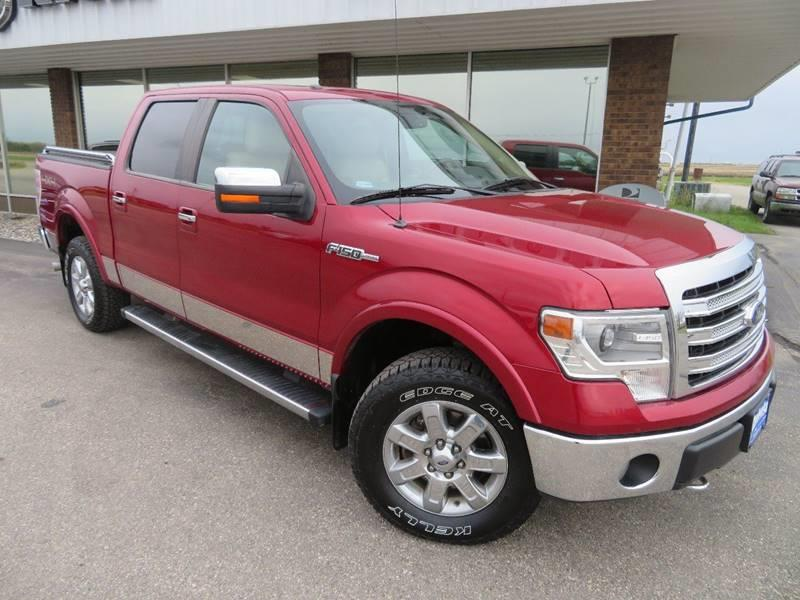 Pre-Owned 2013 Ford F-150 XLT 4x4 4dr SuperCrew Styleside 5.5 ft. SB