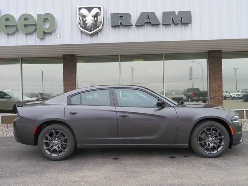 New 2018 Dodge Charger Gt Awd 4dr Sedan