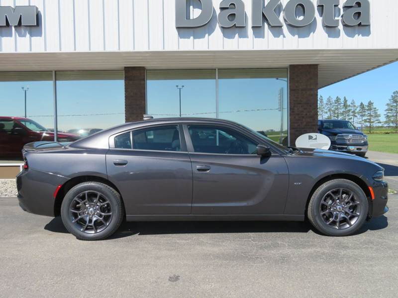 New 2018 Dodge Charger Gt Plus Awd 4dr Sedan
