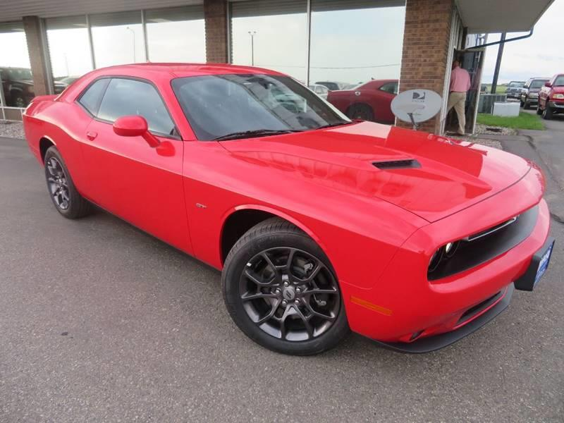 New 2018 DODGE Challenger GT AWD 2dr Coupe
