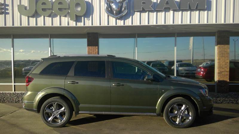 new 2017 dodge journey crossroad plus awd 4dr suv suv in wahpeton 4911 dakota chrysler center. Black Bedroom Furniture Sets. Home Design Ideas