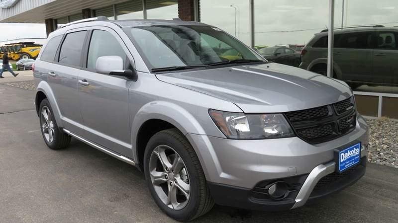 New Dodge Journey Crossroad Awd Suv Sport Utility In