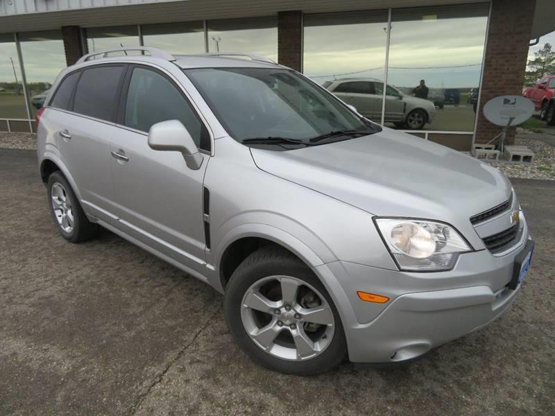 Pre-Owned 2014 Chevrolet Captiva Sport LT 4dr SUV