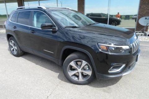 New 2019 JEEP Cherokee Limited 4x4 4dr SUV